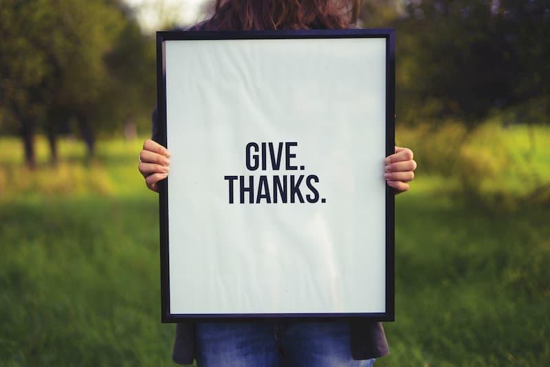 Image principale de l'article Je suis reconnaissant de ma vie – Être positif peut changer votre vie